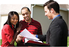 Customers Receive Real Estate Appraisal